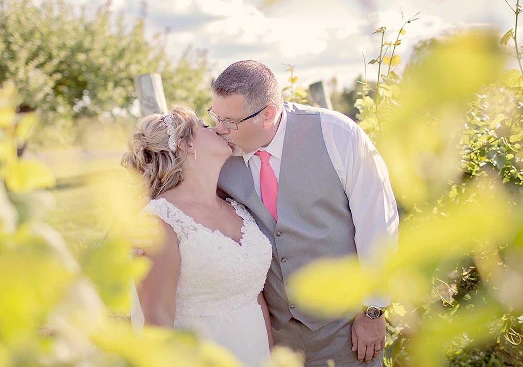 Wedding at the Freedom Run Winery in Lockport, NY