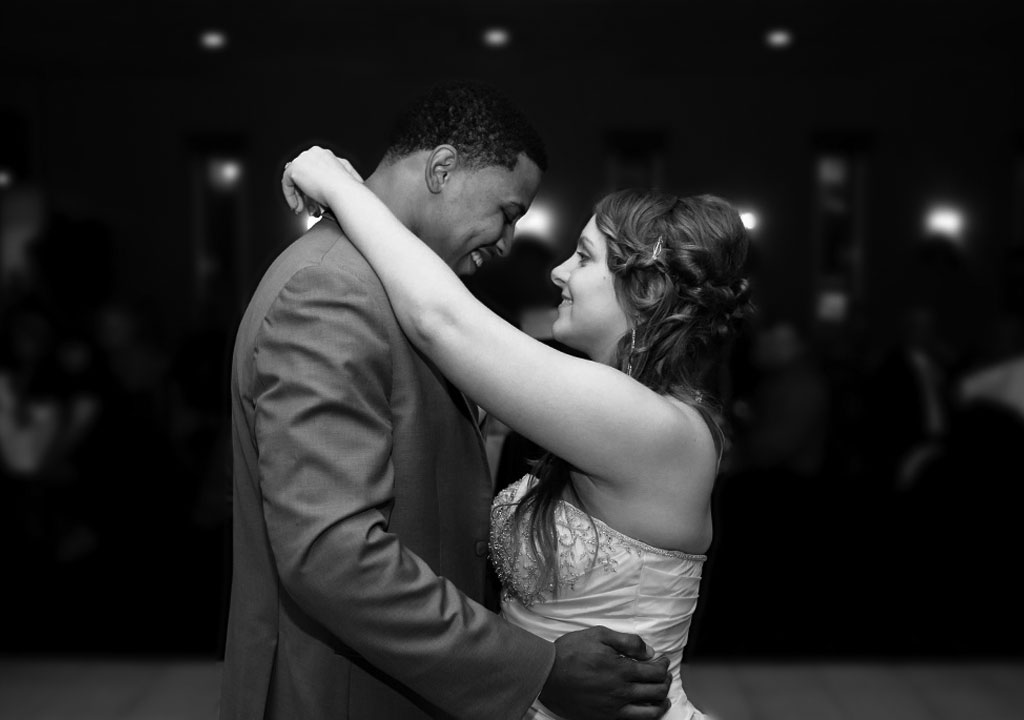 First Dance at wedding at Banchetti by Rizzo