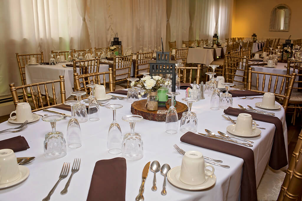 Professional Wedding Photography Table Setting